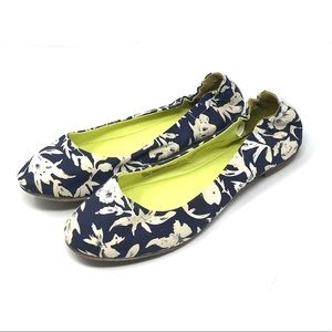 Mossimo Floral Flats